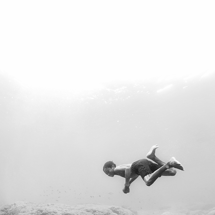 Free dive by Hengki24