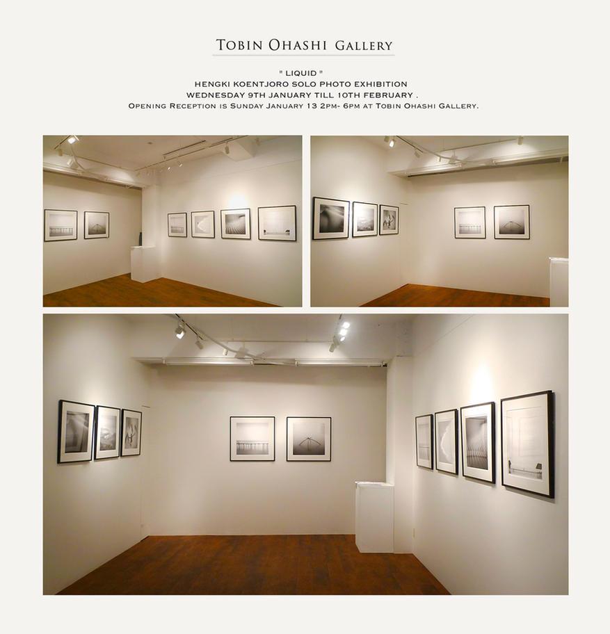 Solo exhibition by Hengki24