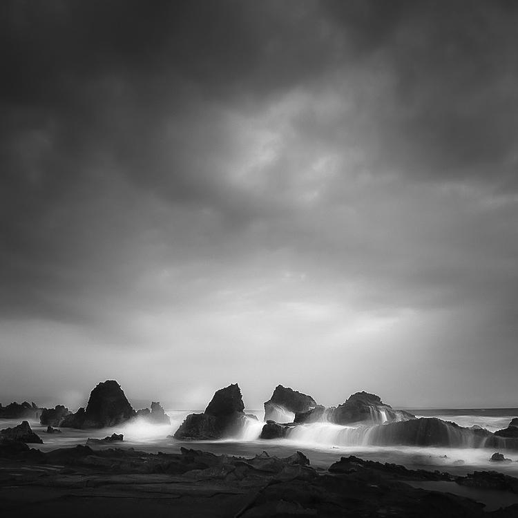 Sawarna Beach by Hengki24