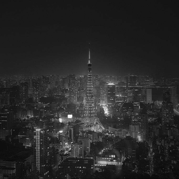 Tokyo Tower by Hengki24