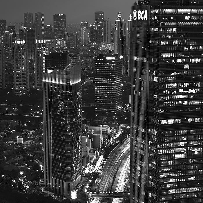 Jakarta City by Hengki24