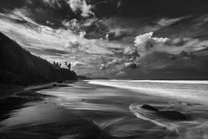 Balian Beach by Hengki24