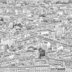 City of Paris by Hengki24
