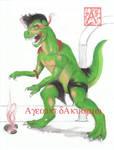 T-rex'd