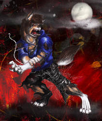 Halloween 2010, Werewolf tf