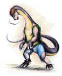 Jurassic Growth Spurt