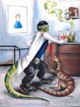 Lizard Lab by Ageaus