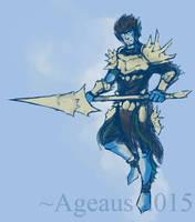 Zendikar-Age by Ageaus