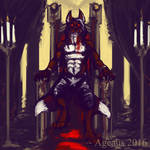 +THE THRONE ROOM+