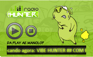 Player #RadioHunter And #PorcaDoida by DesignWill