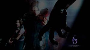 Resident Evil 6 Leon Wallpaper