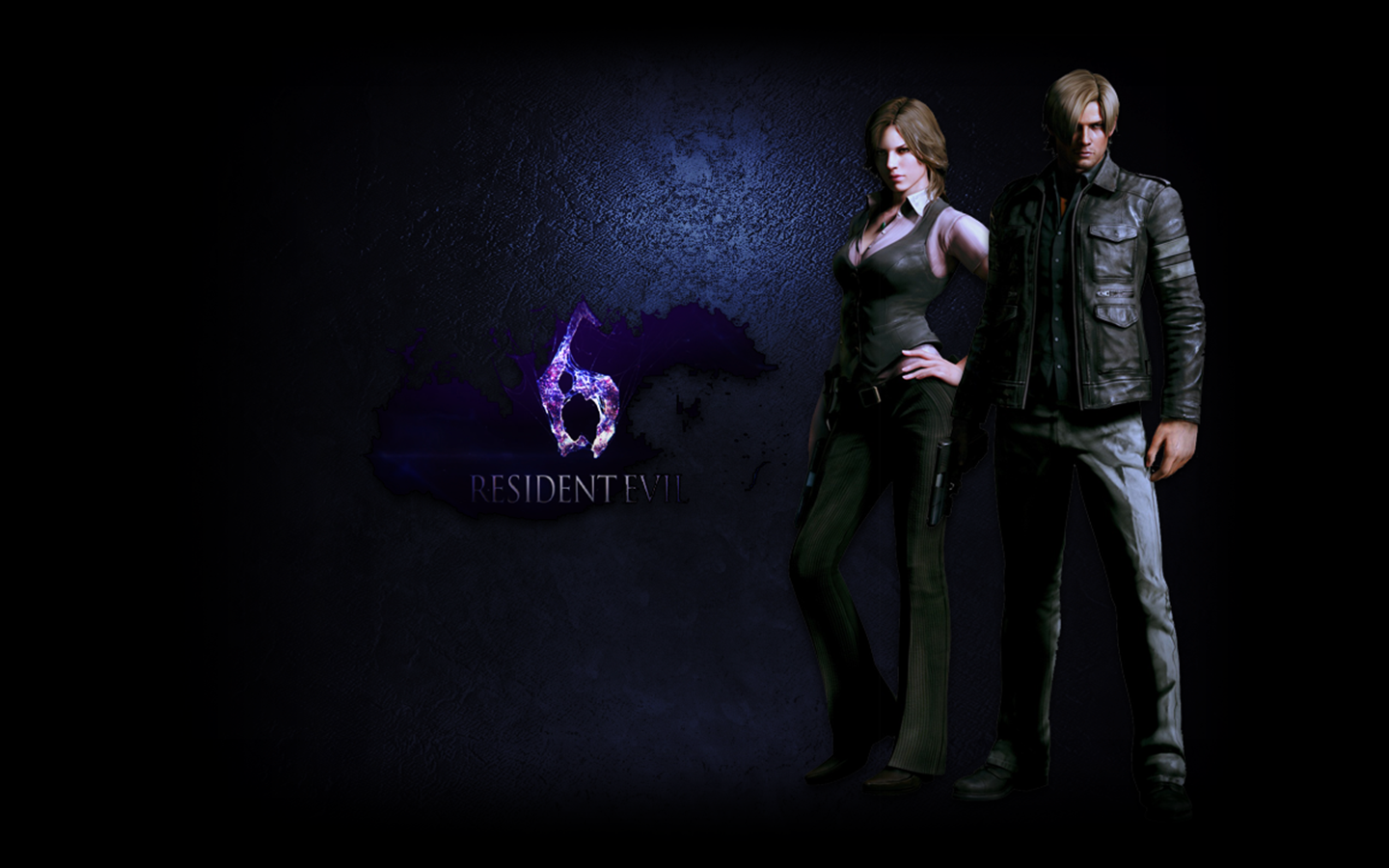 Resident Evil 6 Wallpaper By Pvlimota On Deviantart