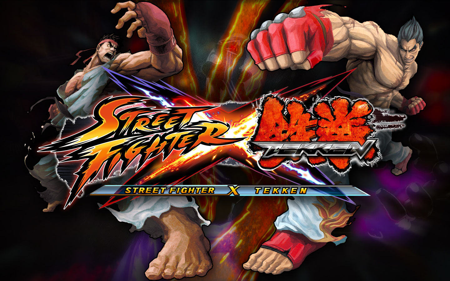 Street Fighter Vs Tekken Wallpaper By Pvlimota On Deviantart