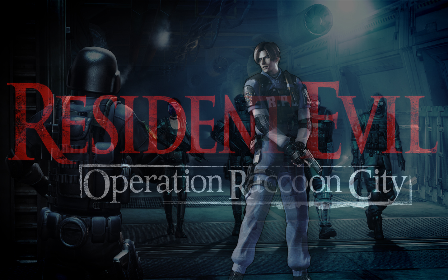 Resident Evil Operation Raccoon City Wallpaper By Pvlimota On