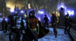 Arkham City: Battle for the Cowl