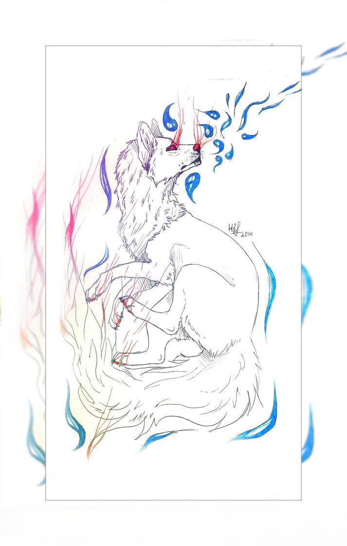 wolf by Kyumi-Die