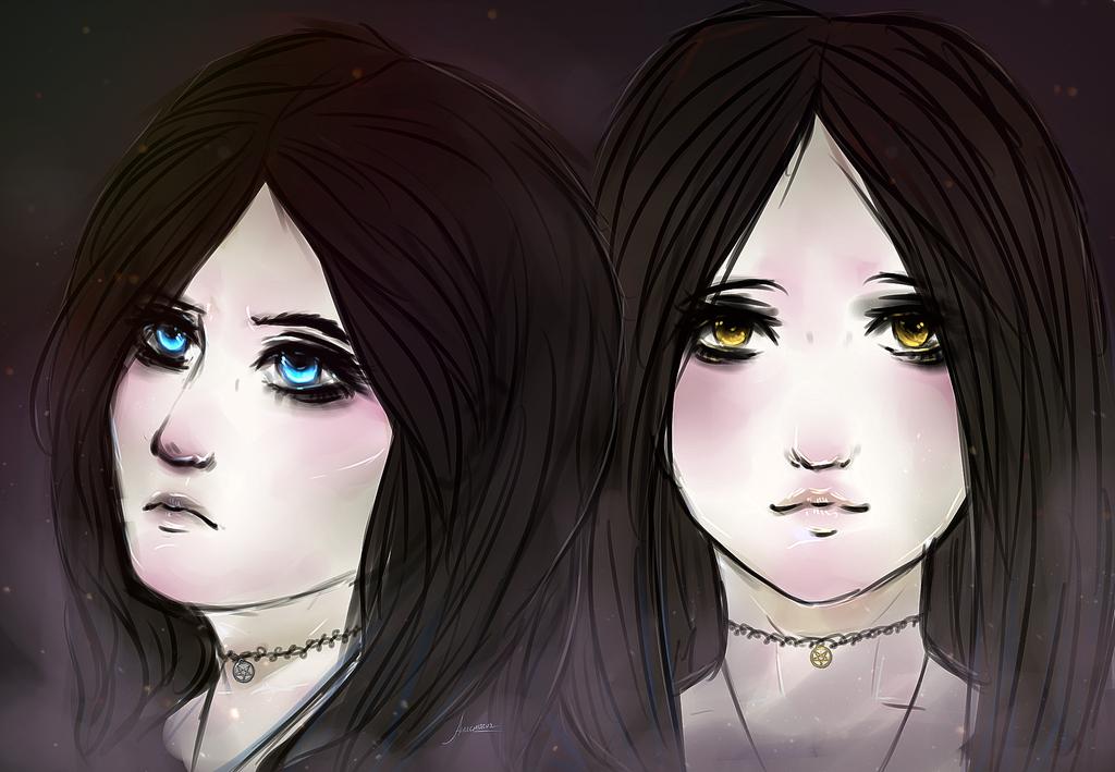 girls by Kyumi-Die