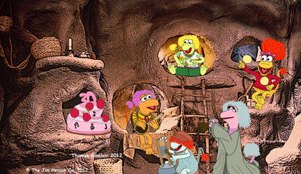 Fraggle Five 30th Anniversary Jam Party by TomFraggle