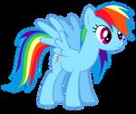 Rainbow Dash Isn't Sure