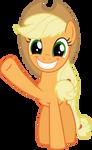 Smile And Wave - Applejack