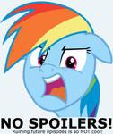 Rainbow Dash - NO Spoilers