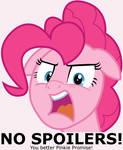 Pinkie Pie - NO Spoilers