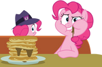 At The Diner With Pinkie Pie