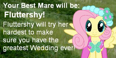 Who Would Be Your Mare Of Honor?