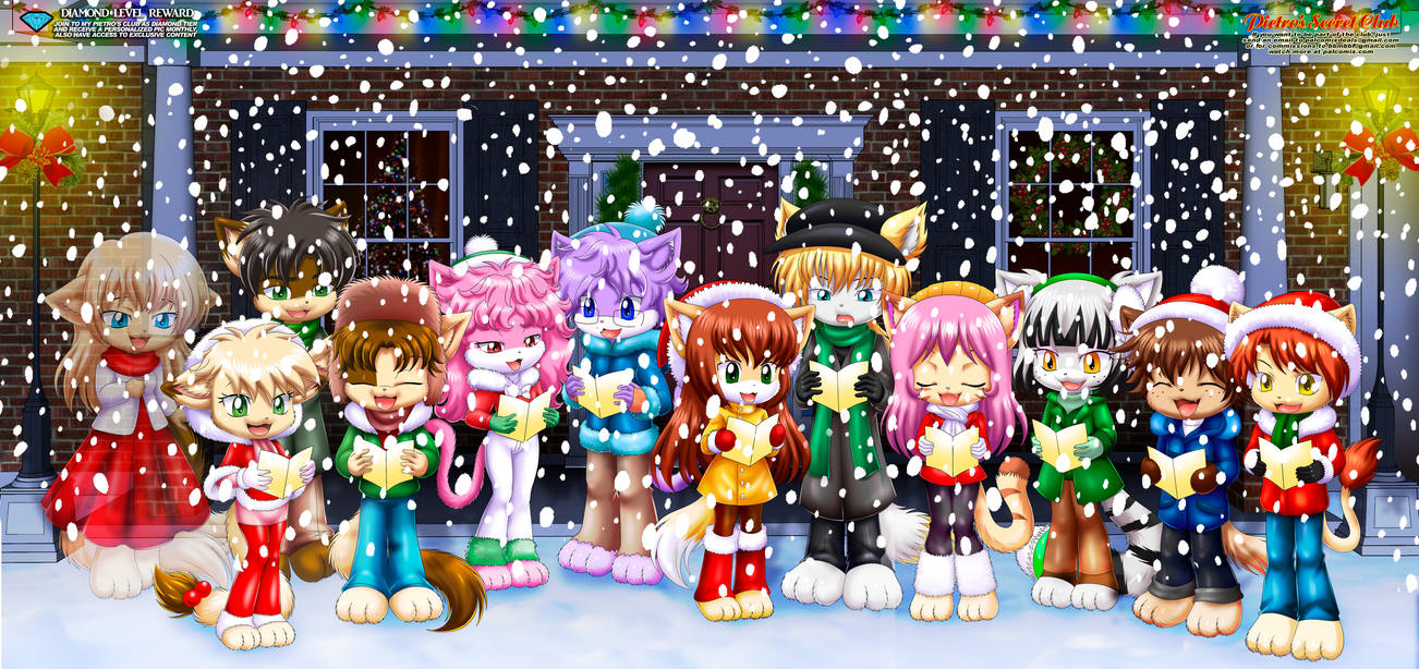 A Little Tails Christmas