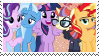 Unicorn Friends Thumbnail by TomFraggle