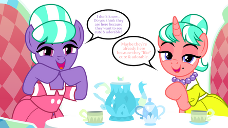 Do You Like Cute And Adorable by TomFraggle