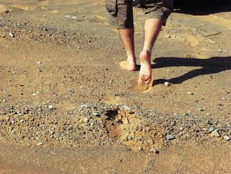 Am feet-naked by hanyb