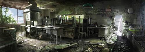 kitchen by hipiz