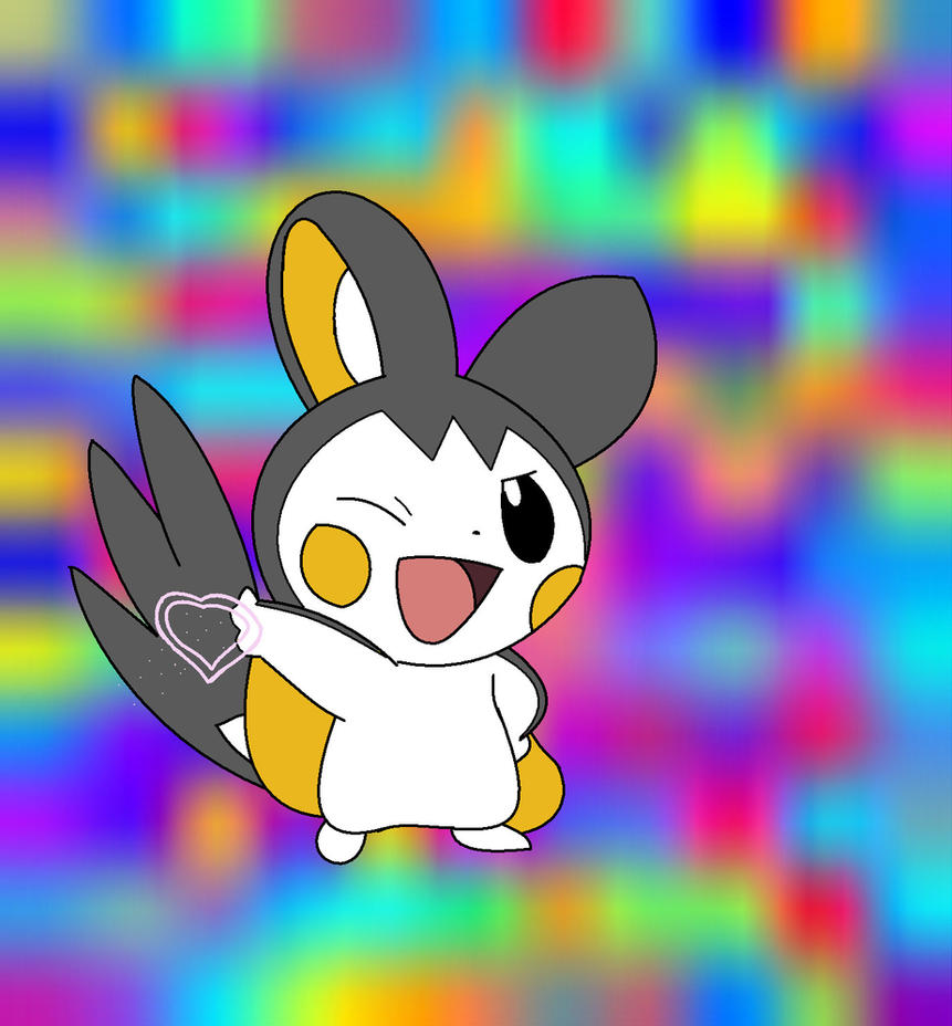 emolga attract - photo #20