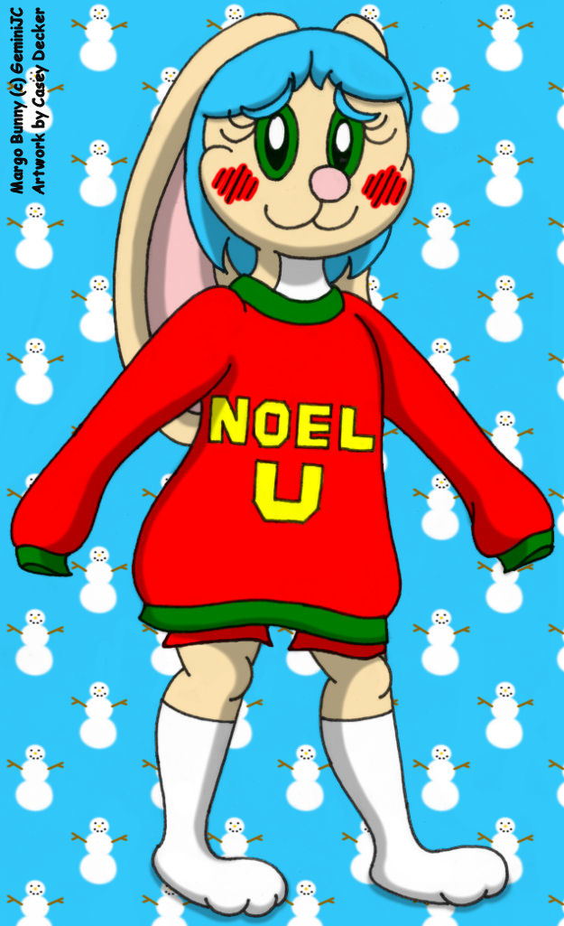 Margo's Christmas Sweater by CaseyDecker