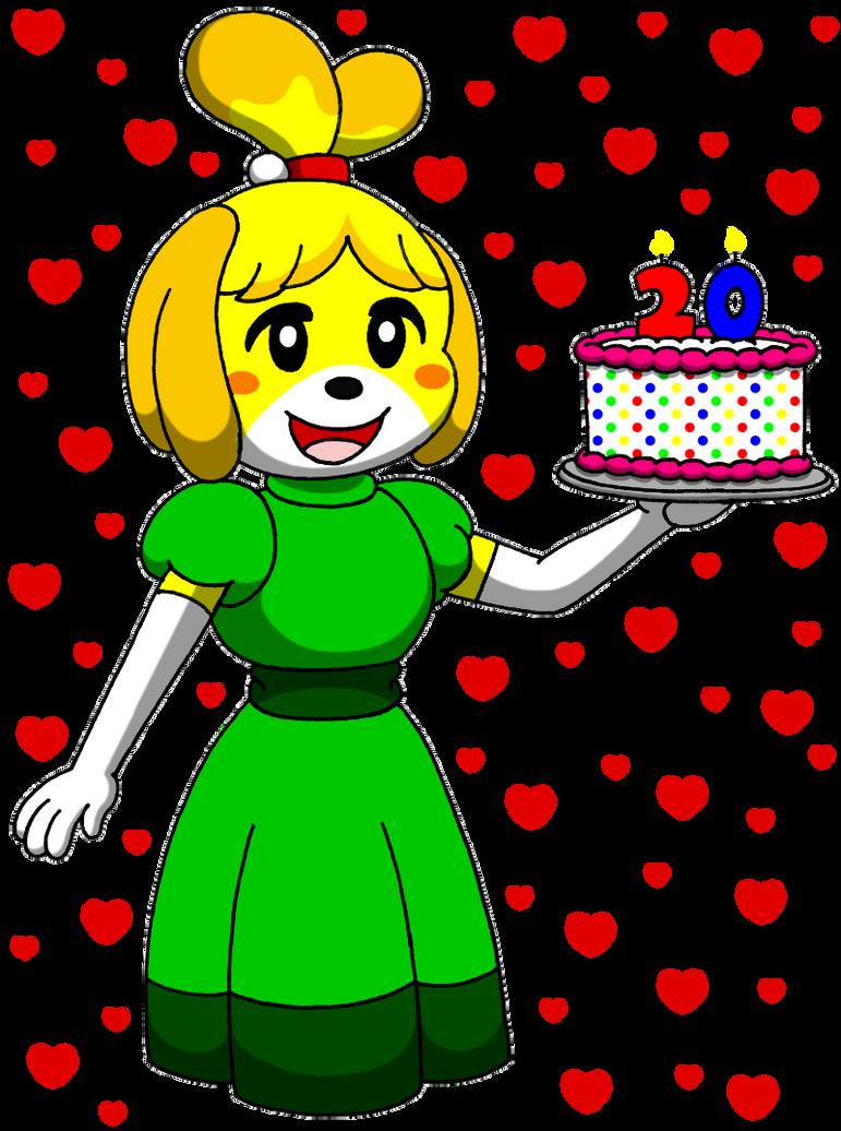 Isabelle's Birthday Surprise by CaseyDecker