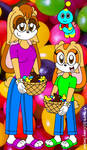 Vanilla And Cream's Easter Candy