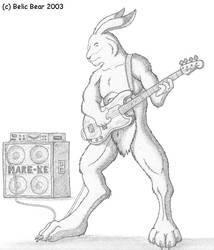 Sedge Hare and the Gang O Bass