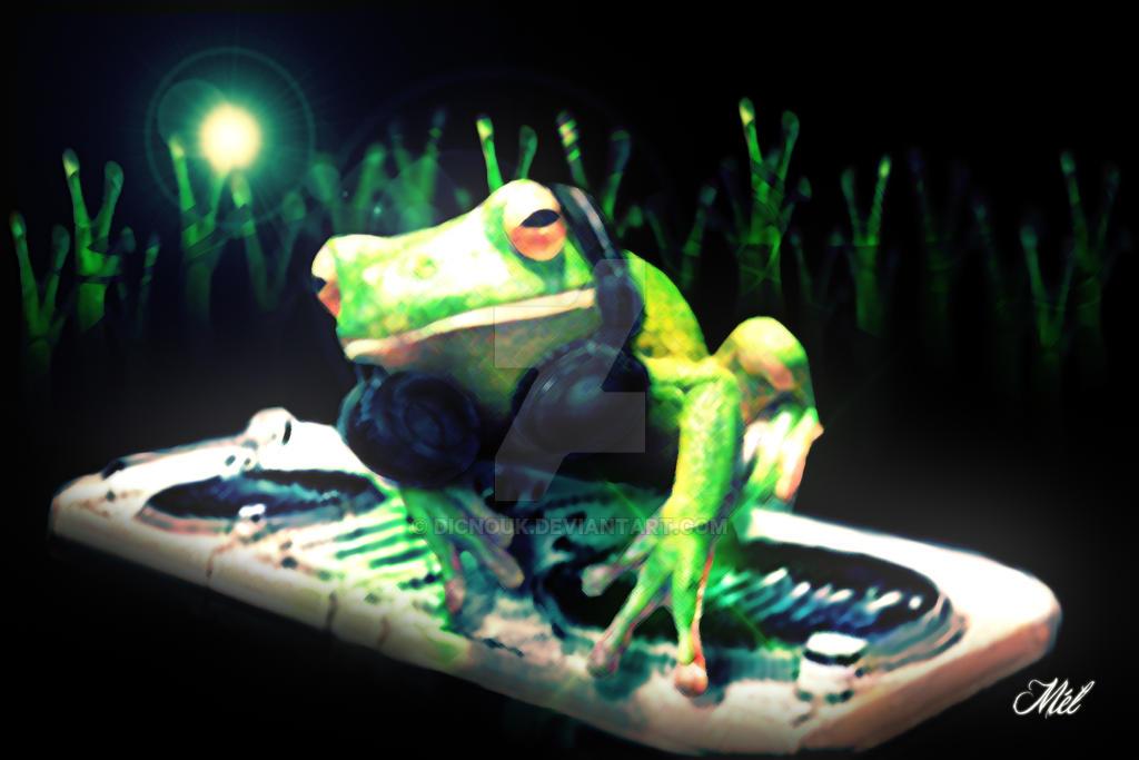COMANDO OTXATE - Página 3 Dj_frog_by_dicnouk-d6qt7i2
