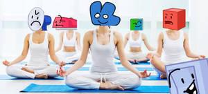 liy's fucking yoga class