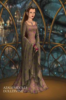 Queen Katherine of The Elves