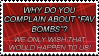STAMP - Why Complain? by Lunaros