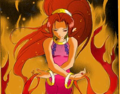 Din's Fire by Lunaros