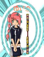 Yuiko by libs-likes-naruto