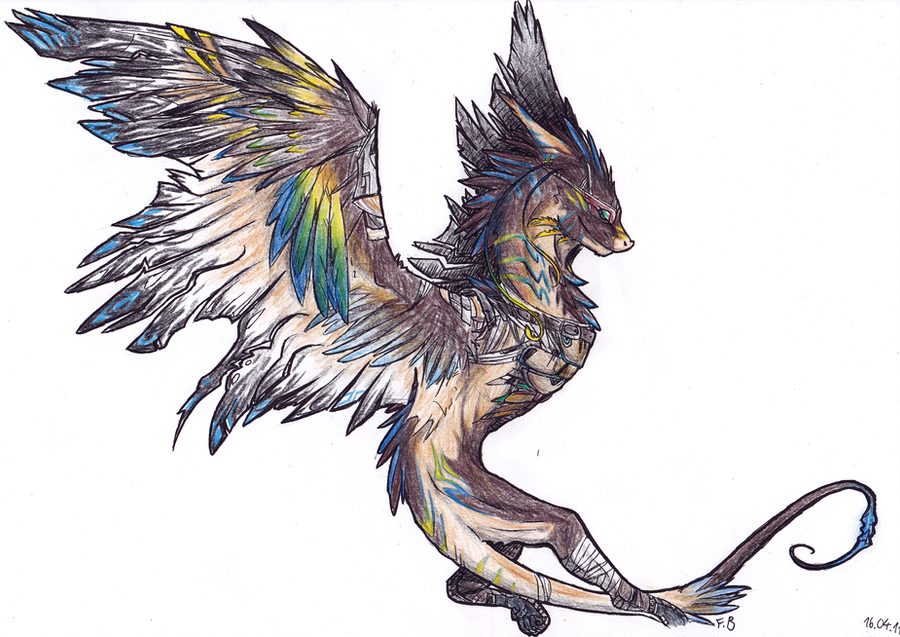 Fantasy Dragon Drawings