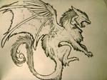 Lineart-more Dragon...