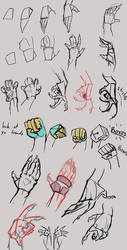 How to hands by Remarin