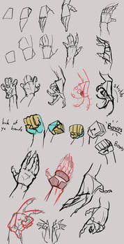 How to hands