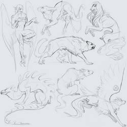 Sketch request.4 by Remarin