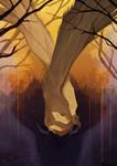 Poem 7 -Autumn Wolf-